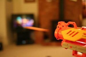 Nerf Sniper : le test