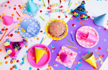goûter anniversaire